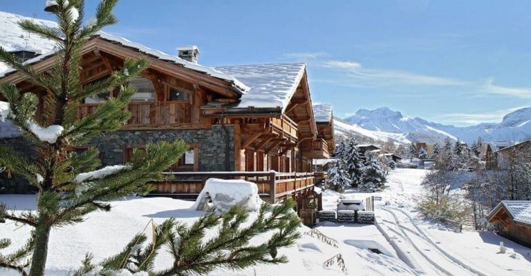 Chalet Le Lys 6 Bedroom - sleeps 14, Les Deux Alpes