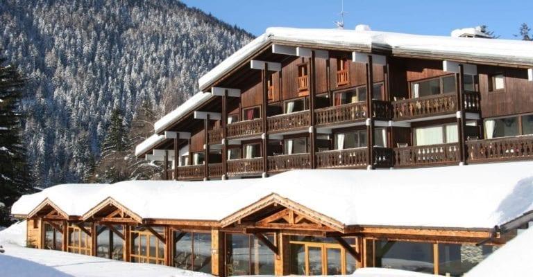 Hotel Les Grands Montets - Chamonix