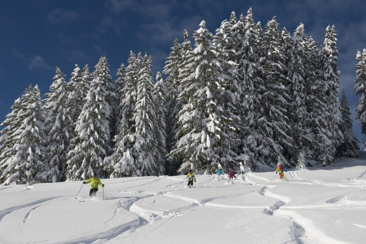 Le Grand Bornand 008 A Ski Lebeau H13