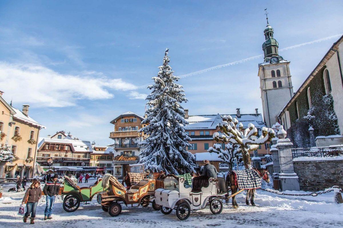 Megeve Ski Resort (2)