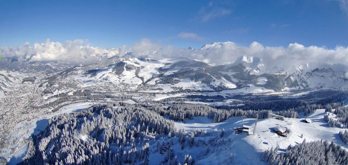 Megeve Haute Savoie France