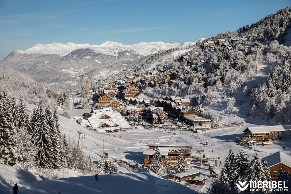 Meribel Ski Resort (2)