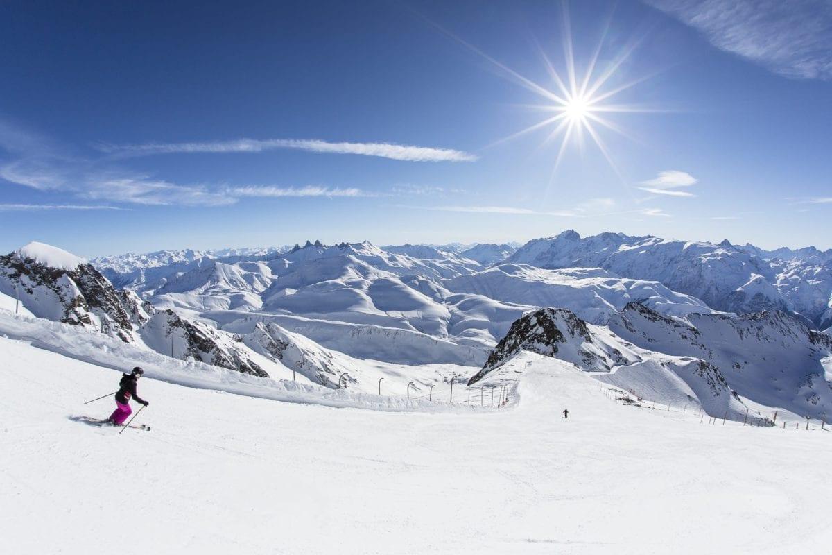 Alpe d'Huez - La Sarenne