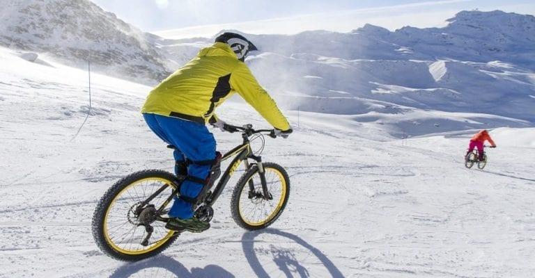 Fat Bike © C. Cattin / OT Val Thorens