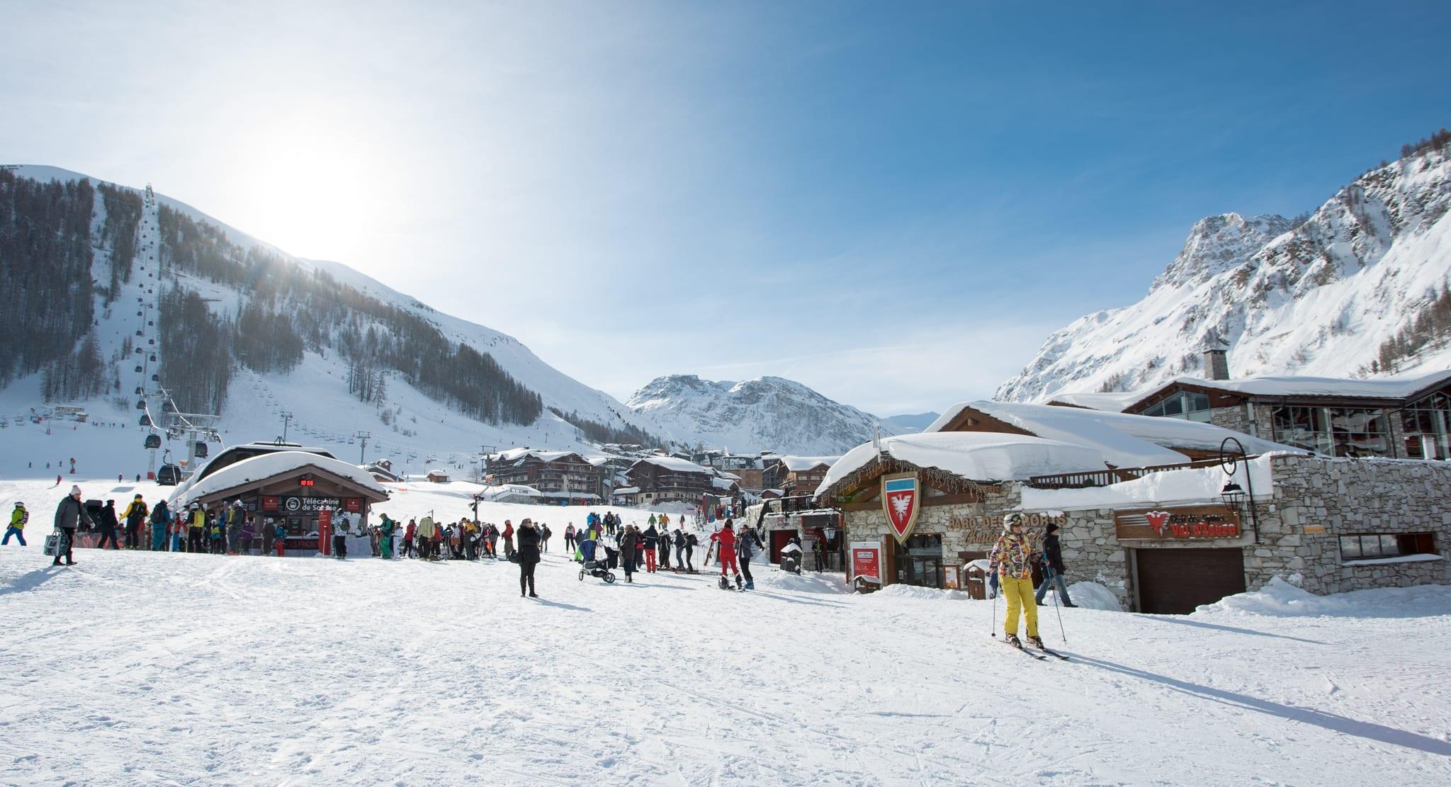 Val D'isere Ski Resort (1)