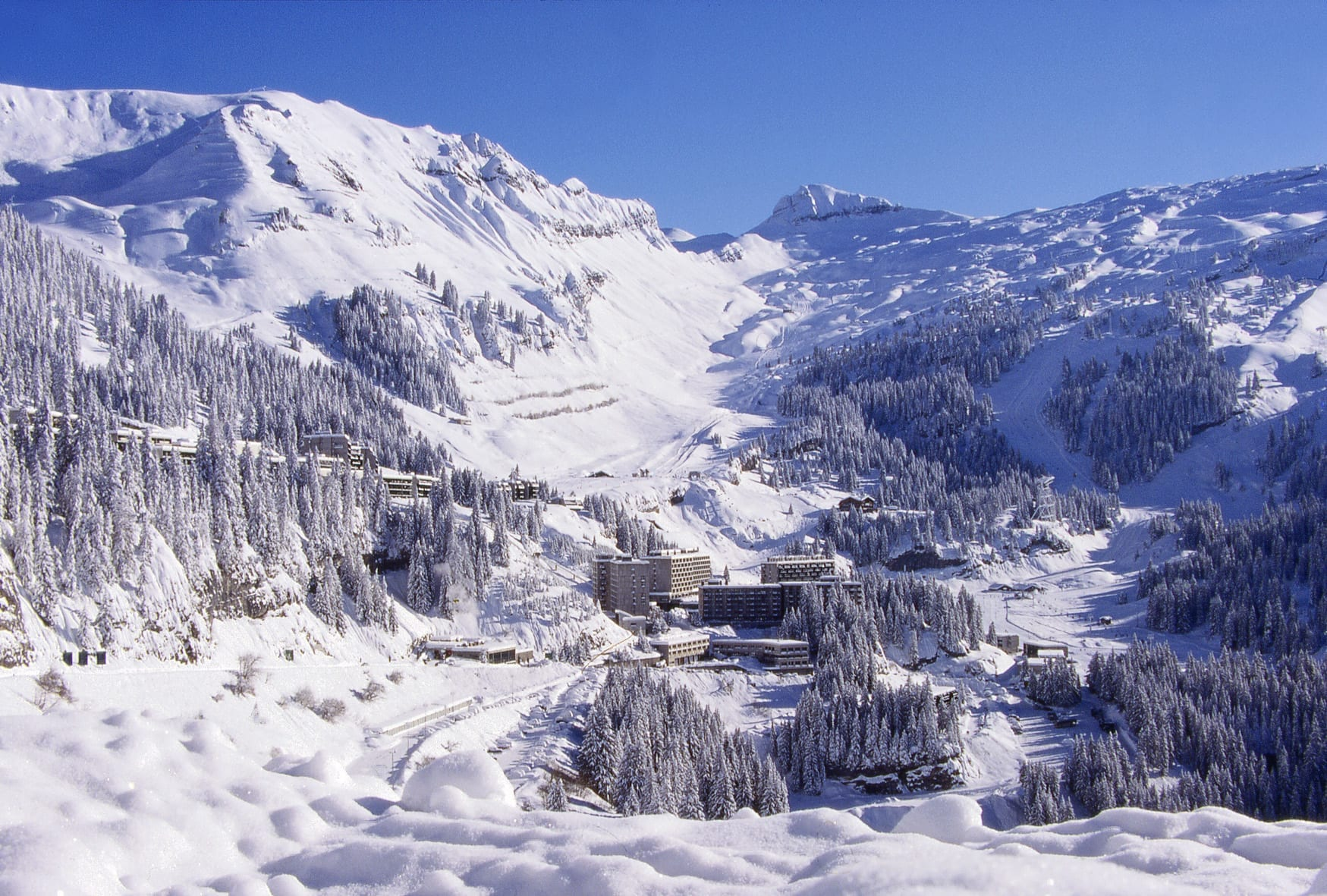The Ultimate Guide to Flaine