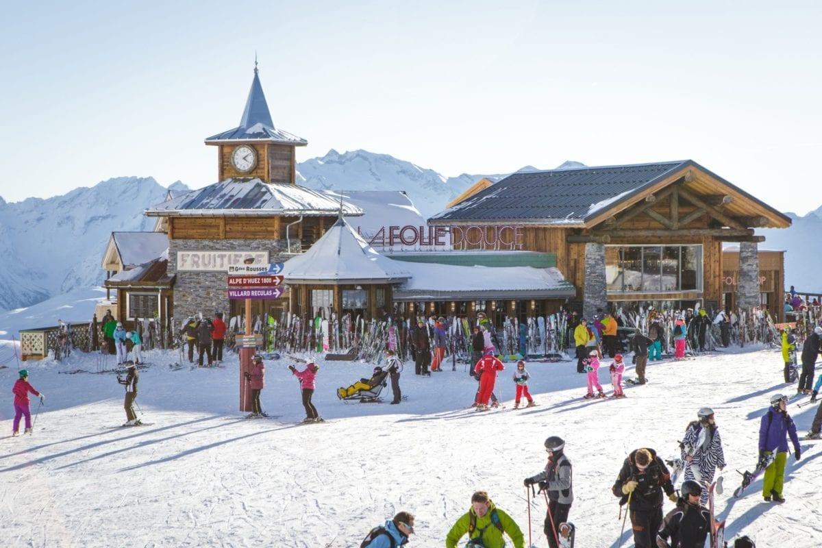 Alpe d'Huez - © Laurent Salino / Alpe d'Huez Tourisme