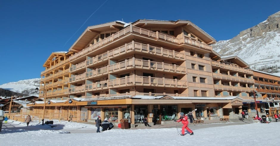 Grand Paradis 2 Bedroom + Cabin apartment - Val d'Isere