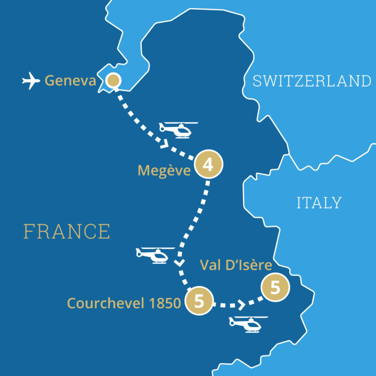 15 Day Highlights Of The French Alps