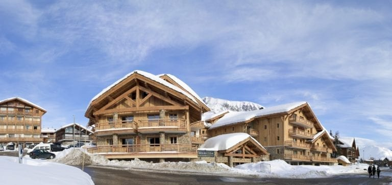 Residence CGH Le Cristal de l'Alpe - Alpe d'Huez