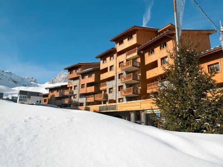 CGH Residence & Spa Le nevada - Tignes Val Claret