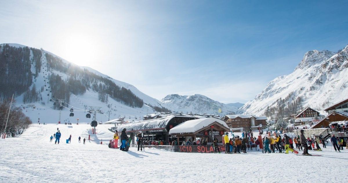 Val d'Isère ski resort © Paul Skinner / Top Snow Travel