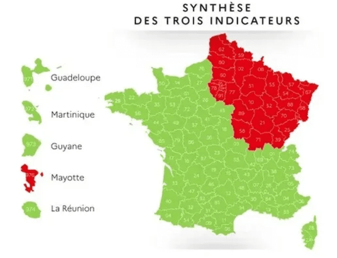 deconfinement france