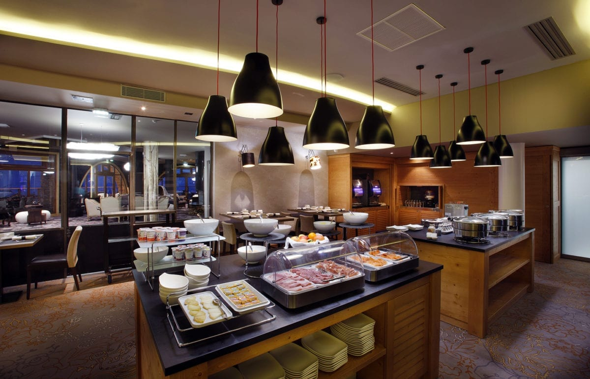 Atelier D'Eric Breakfast Hotel Koh-I Nor - Val Thorens