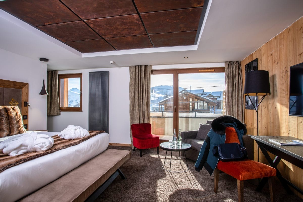 Hotel Daria-I Nor - Superior room