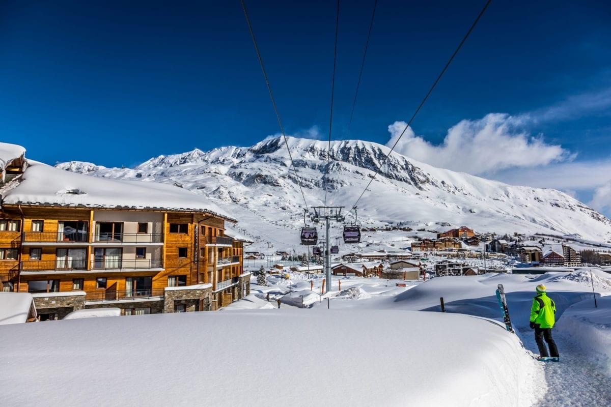 Hotel Daria-I Nor Alpe d'Huez