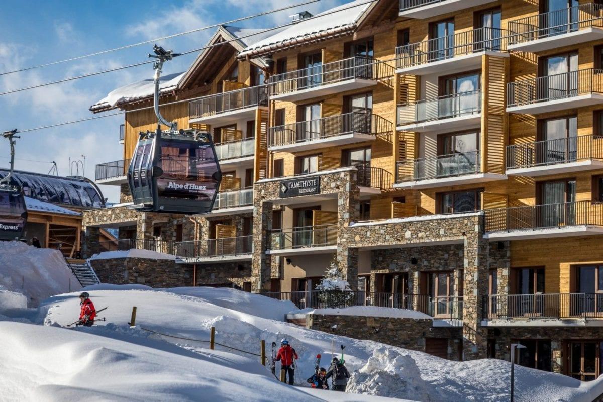 Hotel Daria-I Nor - Alpe d'Huez