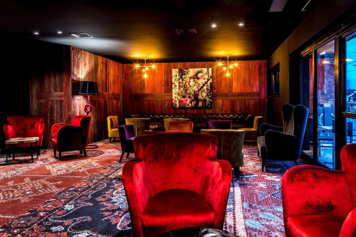 Hotel Daria-I Nor Lounge Bar Alpe d'Huez