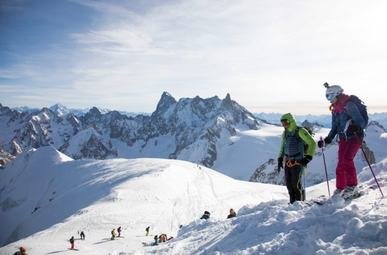 Chamonix Mont-Blanc - © Paul Skinner / Top Snow Travel