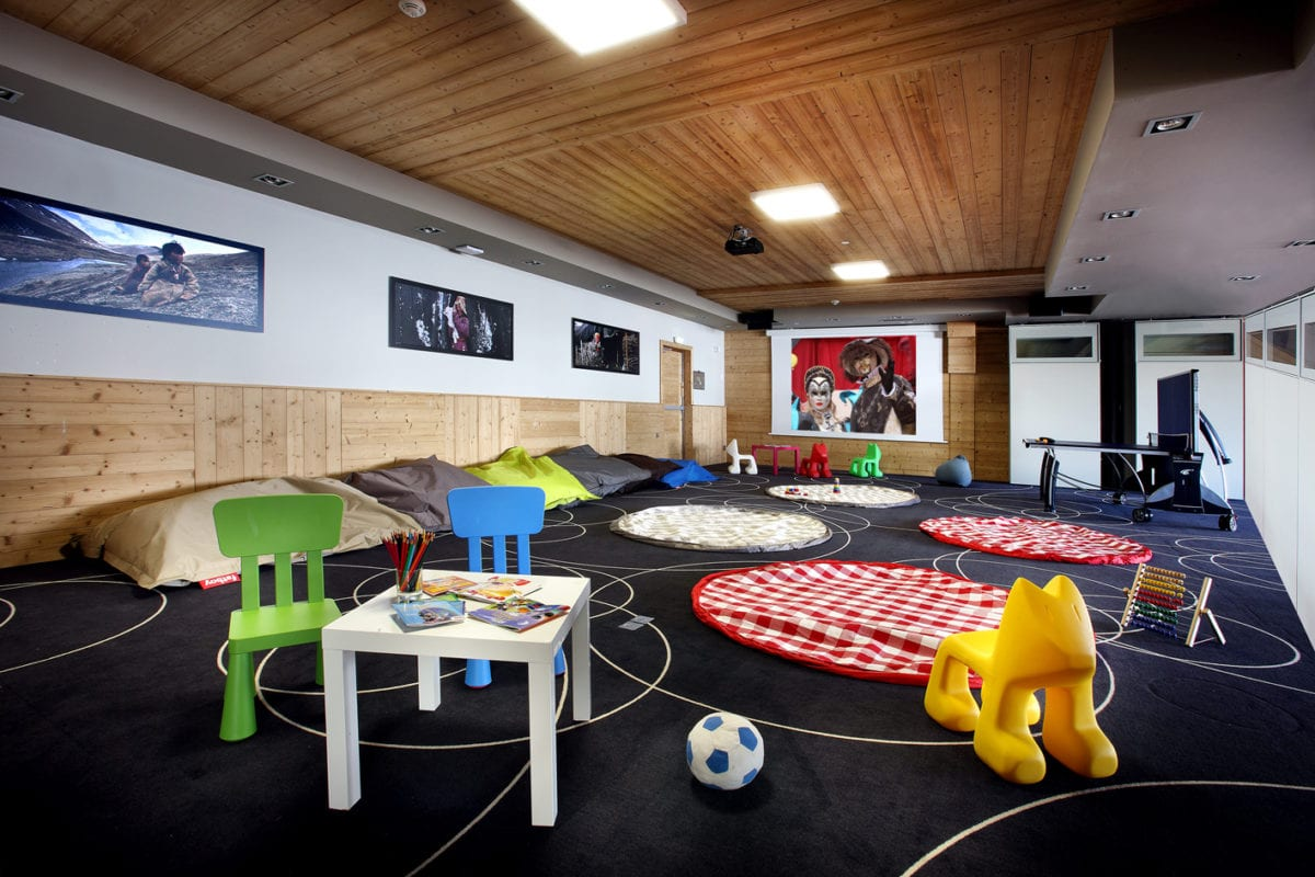 Kids room Hotel Koh-I Nor - Val Thorens