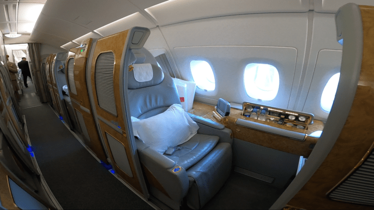 Emirates A380 First Class 2020 Review