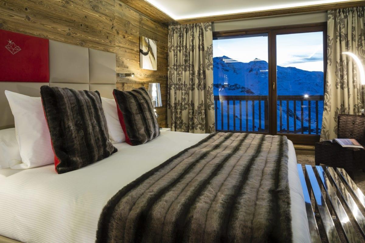 Luxury room - Hotel Koh-I Nor