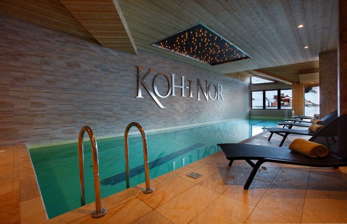 Valmot SPA Hotel Koh-I Nor - Val Thorens