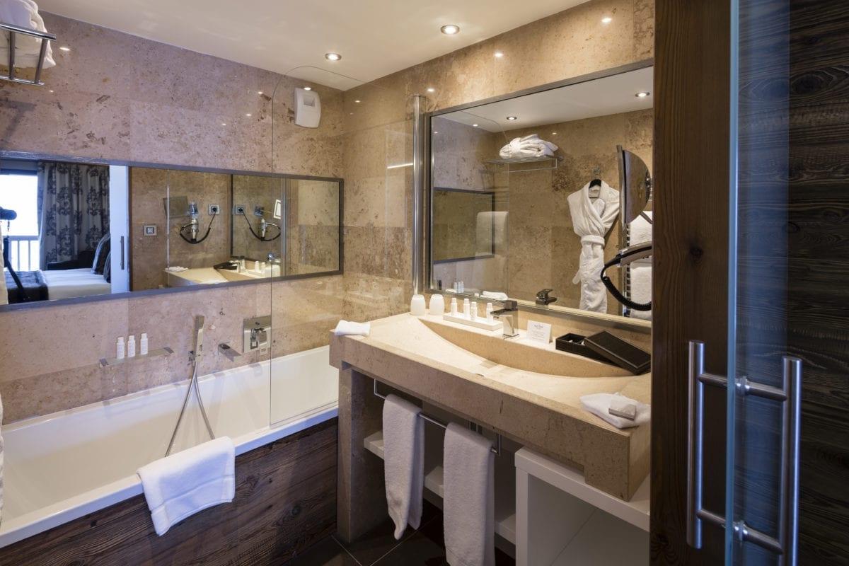 Privivilege Room Bathroom