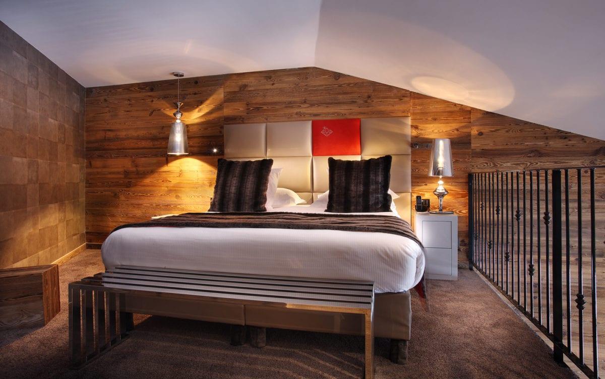 Suite 60 M² Parents room - Hotel Koh-I Nor