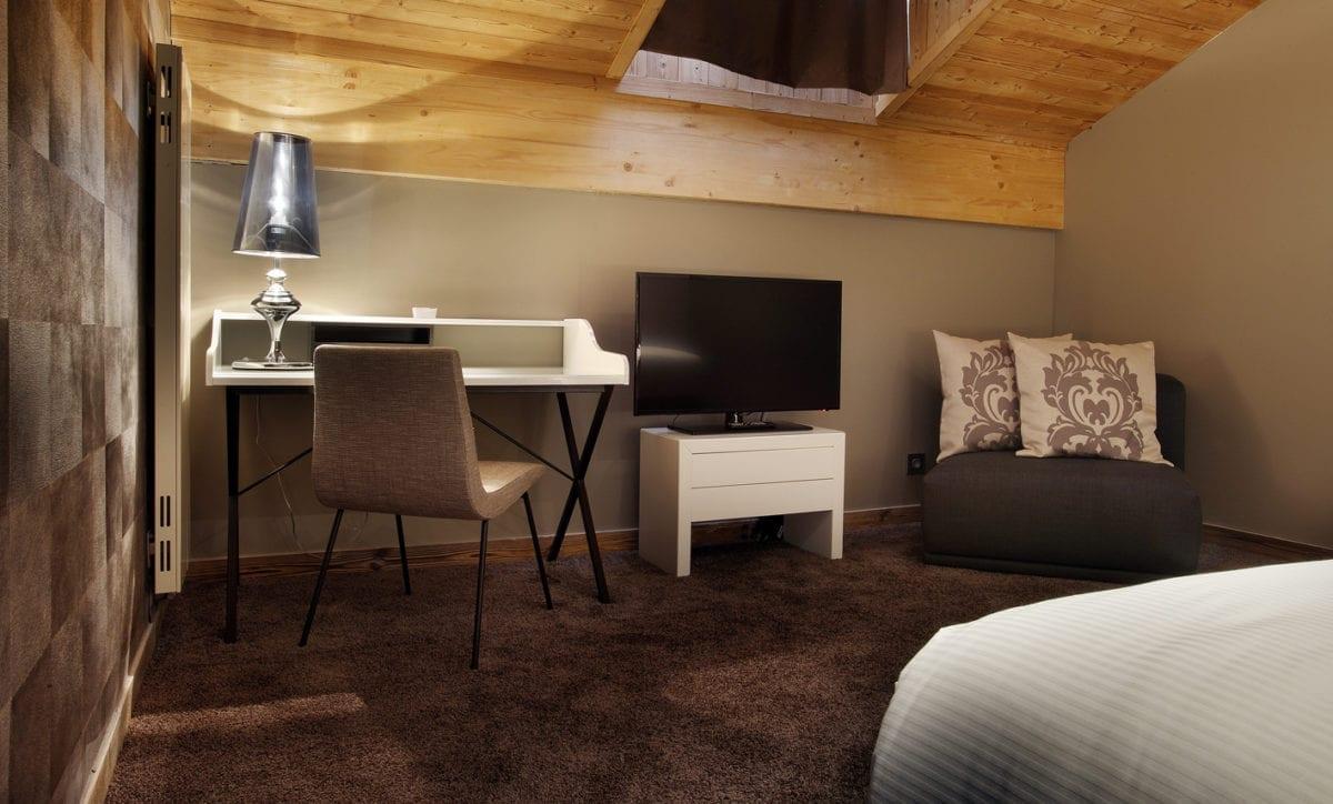 Suite 60 M² Children room - Hotel Koh-I Nor