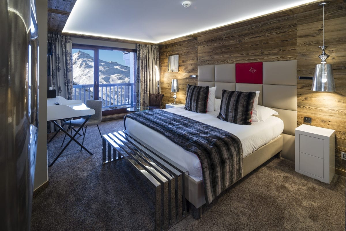 Superior Room 34 M² - Hotel Koh-I Nor