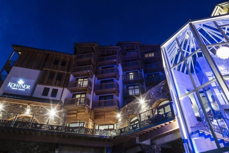 Hotel Koh-I Nor - Val Thorens