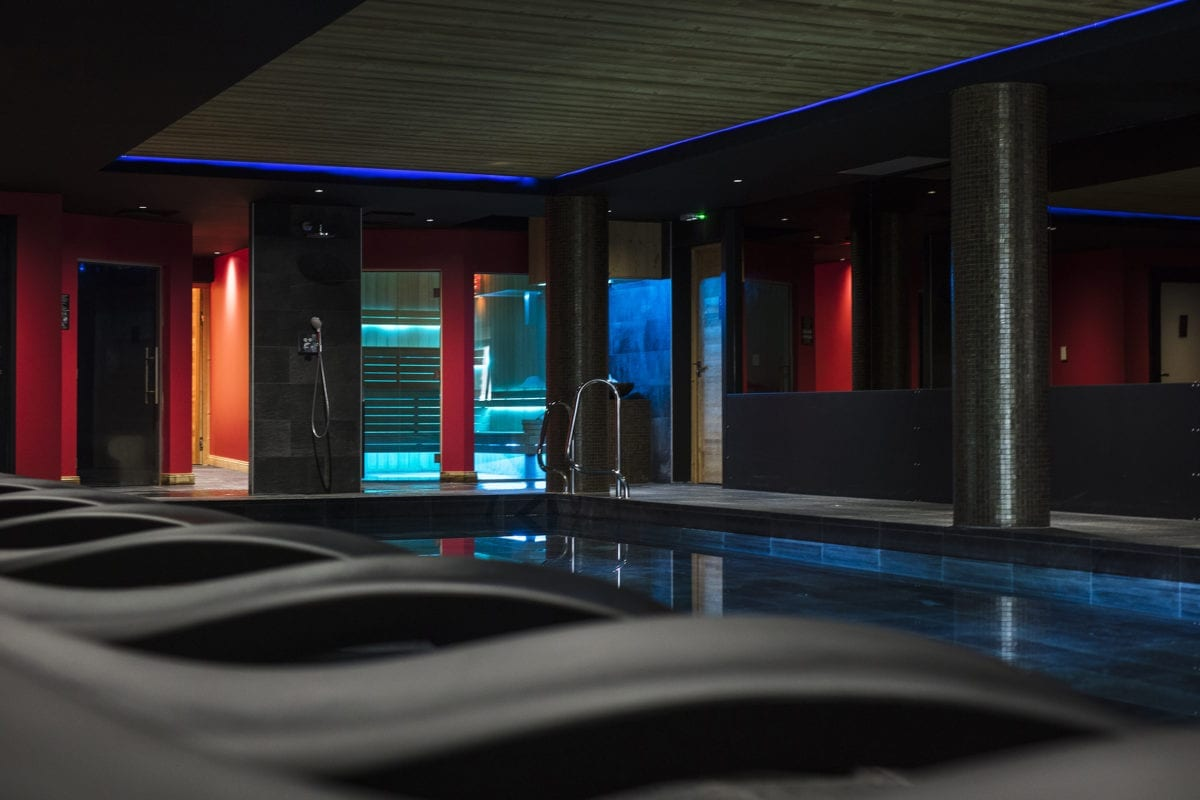 Hotel Daria-I Nor Spa Alpe d'Huez