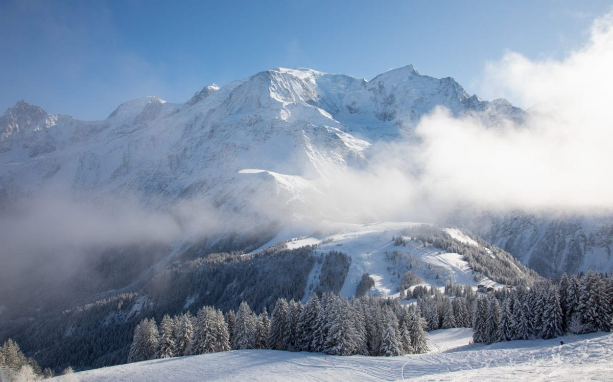 Les Houches - © Paul Skinner / Top Snow Travel