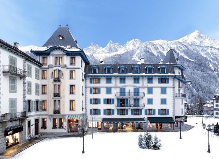 Grand Hotel Des Alpes - Chamonix Mont-Blanc