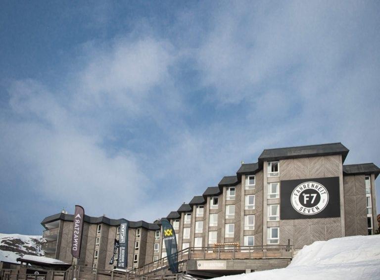Hotel Fahrenheit Seven Val Thorens