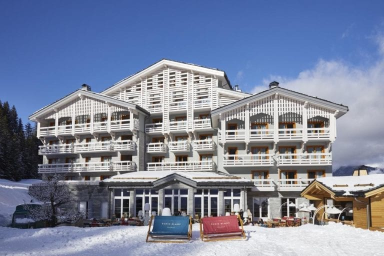Ecrin Blanc Resort Courchevel