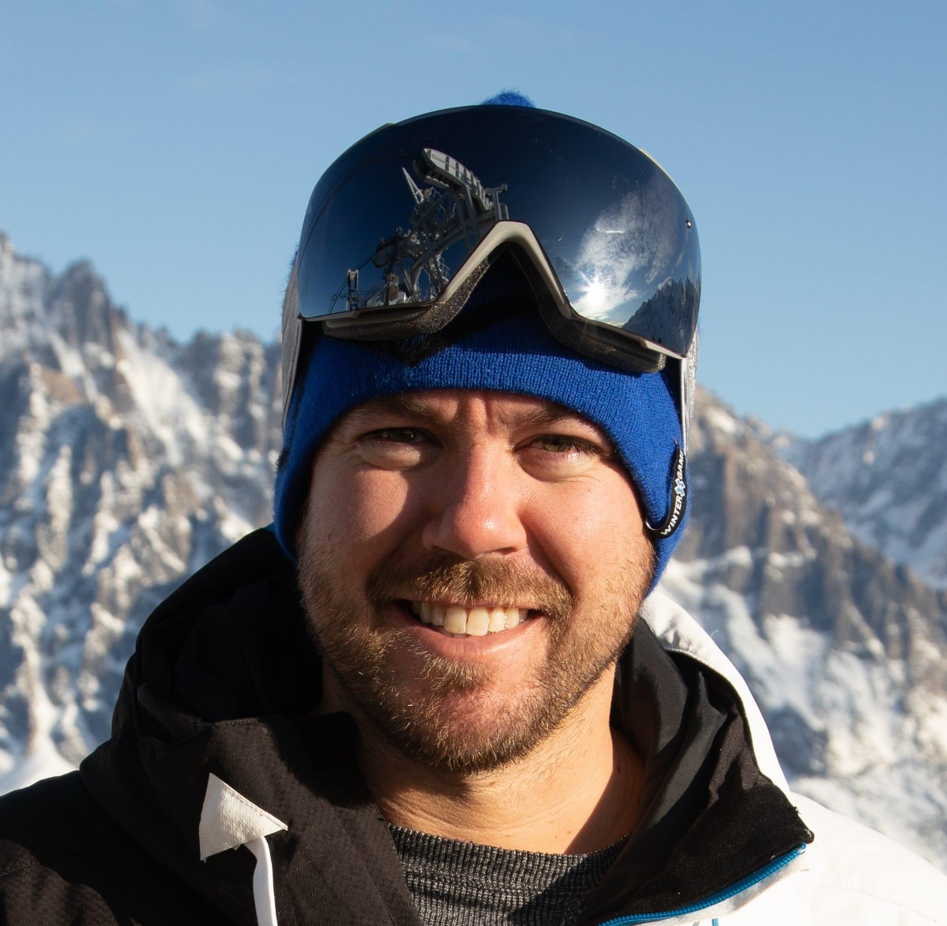 Gilles Riou Top Snow Travel
