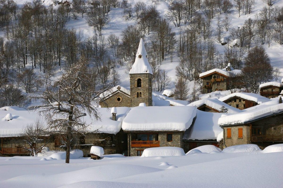Bonneval-sur-Arc © OT Haute Maurienne Vanoise
