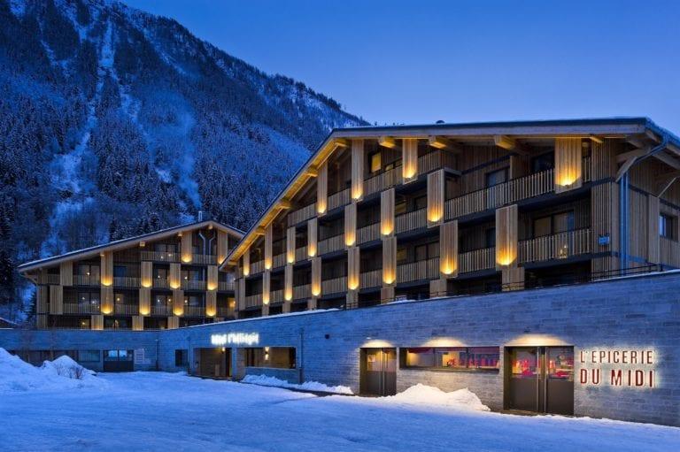 Heliopic Hotel & Spa Chamonix