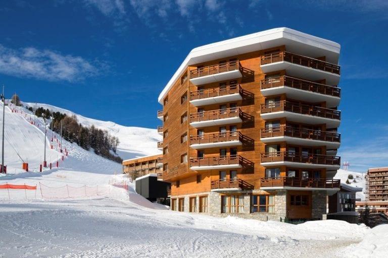 Araucaria Hotel & Spa La Plagne Centre