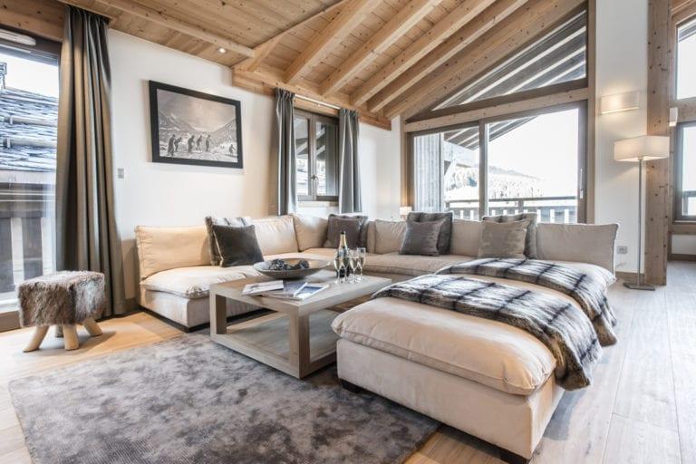 Aspen Lodge A32 4 Bedroom Apartment Courchevel Moriond (1653)