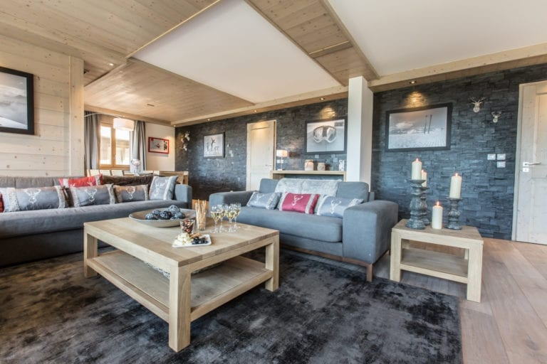 Aspen Lodge B21-22 - 3 Bedroom Apartment - Courchevel Moriond (1650)