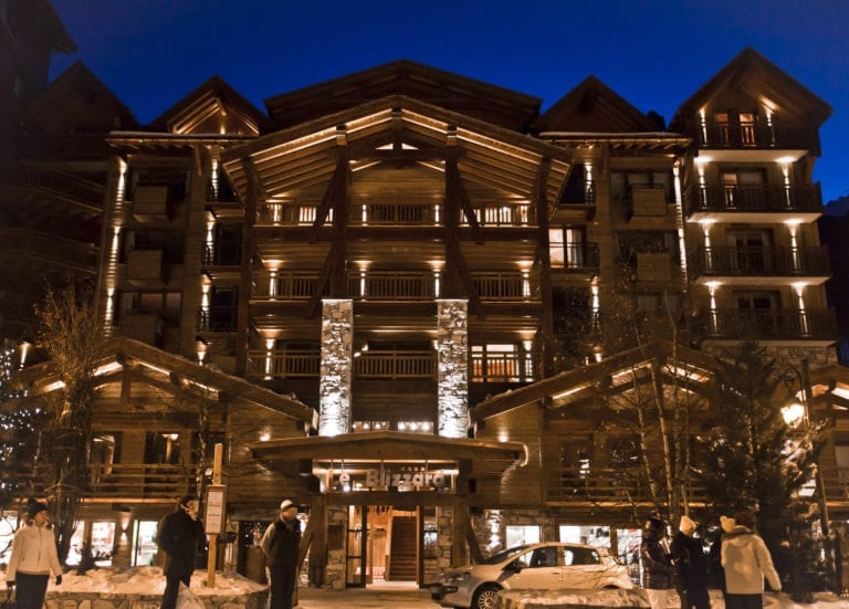 Hotel Le Blizzard - Val d'Isere