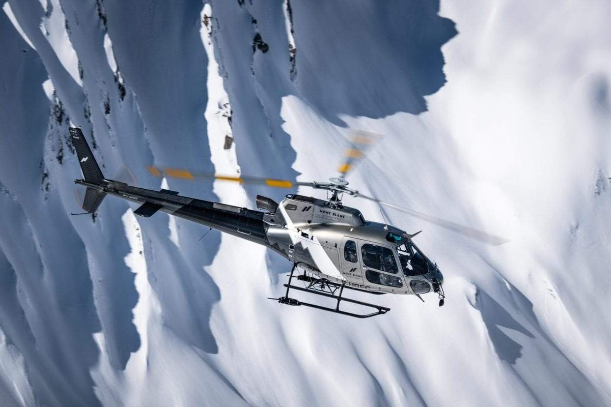 Mont-Blanc Helicopters