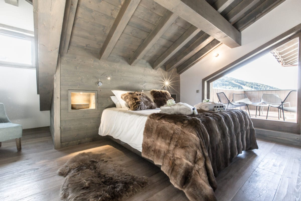 Keystone Lodge 4 Bedroom Penthouse C18 Courchevel Moriond (1659)