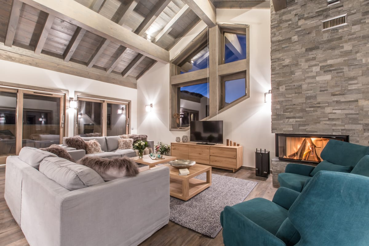 Keystone Lodge 4 Bedroom Penthouse C18 Courchevel Moriond (1661)