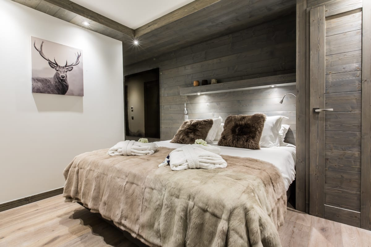 Keystone Lodge 4 Bedroom Penthouse C18 Courchevel Moriond (1662)