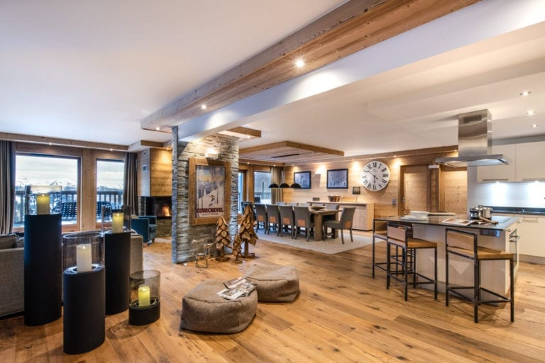 Keystone Lodge 6 Bedroom Apartment C09 - Courchevel Moriond (1650)