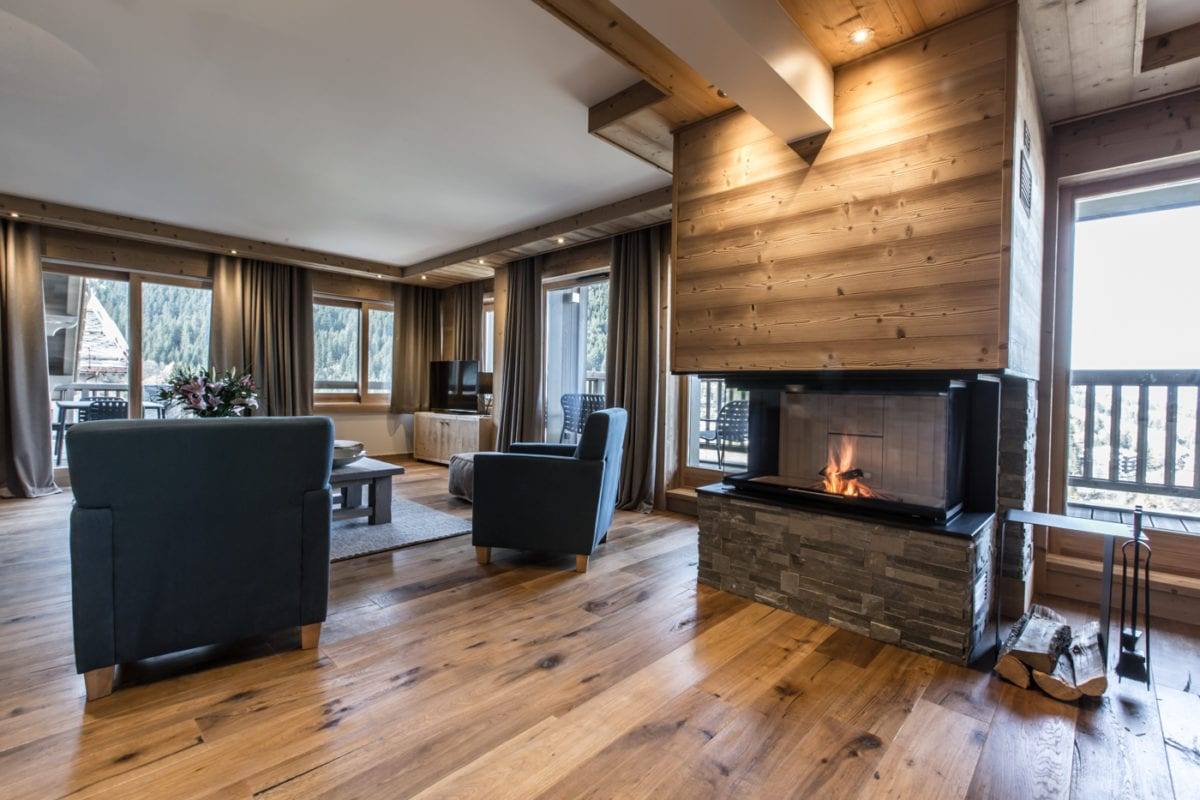 Keystone Lodge 6 Bedroom Apartment C09 Courchevel Moriond (18)